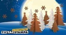 Espositori pubblicitari per Natale