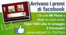 Le tue foto stampate in omaggio su Facebook!