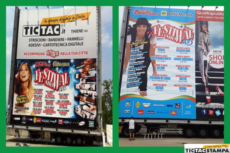 TicTacStampa e Festival Show 2013