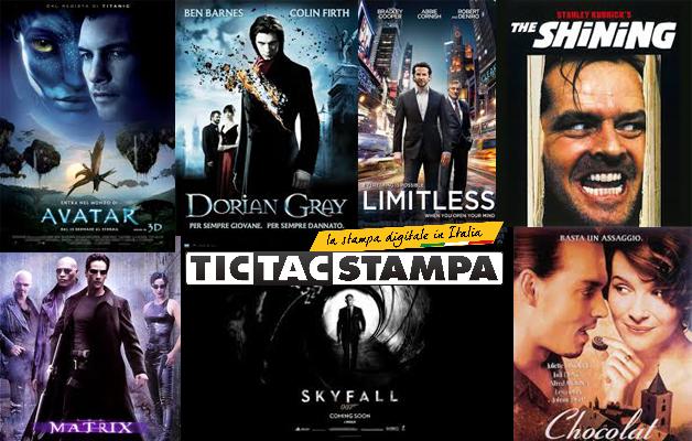 Favoloso Passione cinema: manifesti e locandine dei tuoi film preferiti BP31