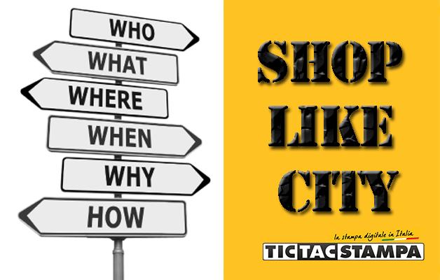 #TicTacConsiglia: trasforma il tuo negozio in una mini-città!