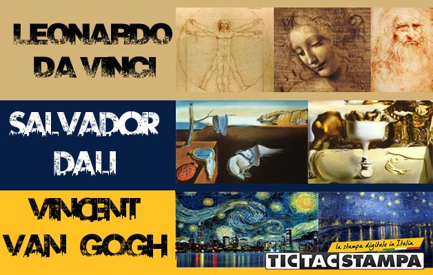 La stampa di foto e di opere d'arte su tessuto
