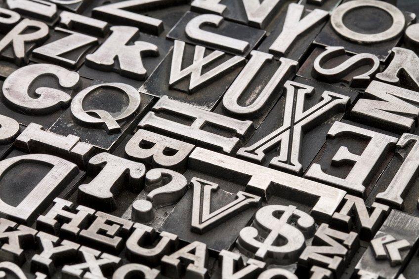 Come scegliere il font corretto per il tuo progetto