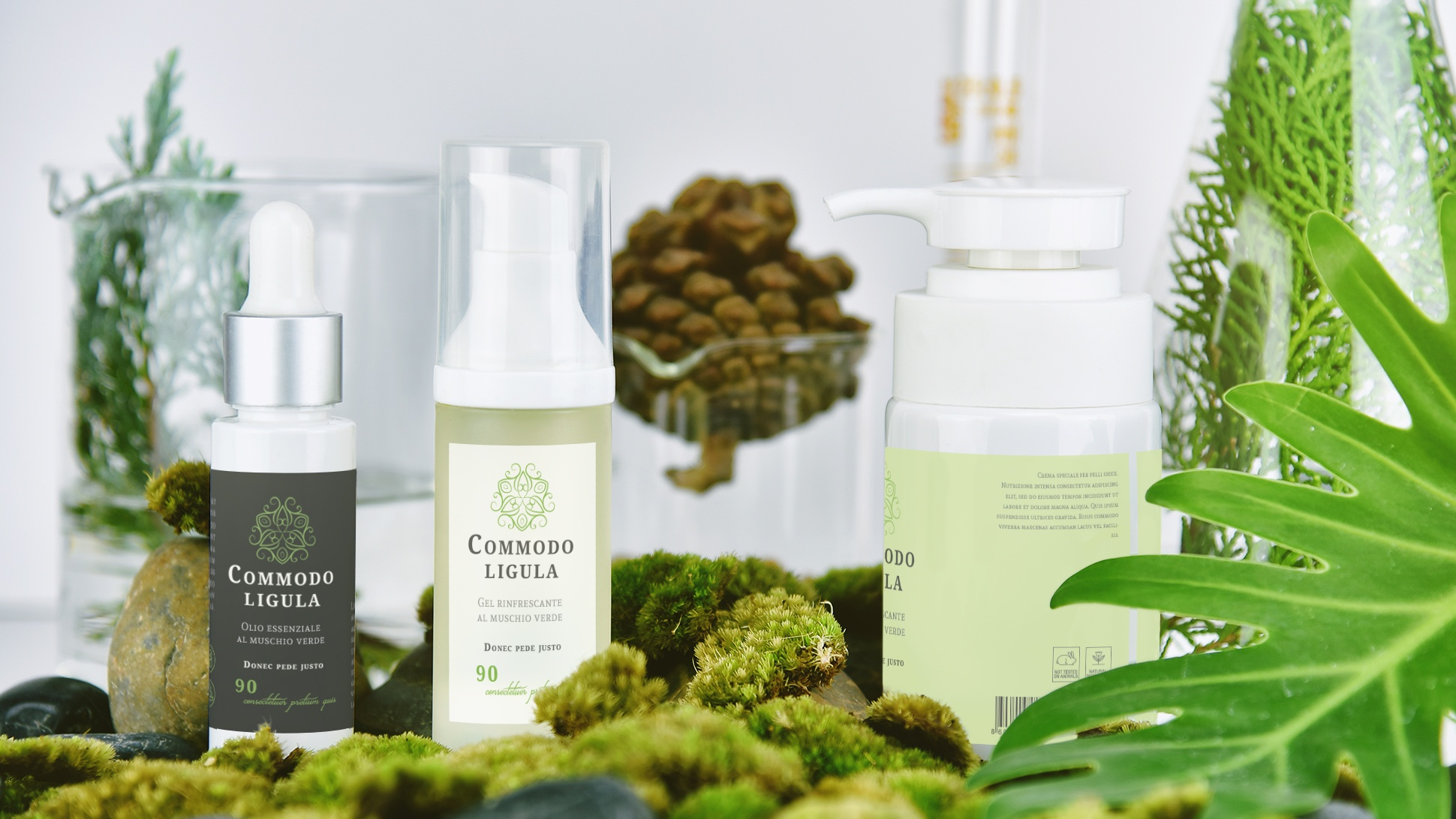 Etichette impermeabili e green