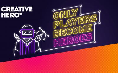 Creative Hero torna! Partecipa alla Fall Edition 2019!