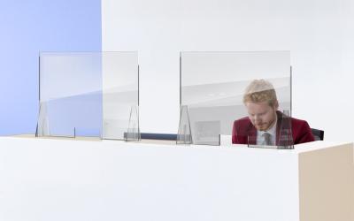 Parafiato in Plexiglass: sicurezza contro il virus