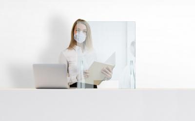 Pannelli in Plexiglass: una garanzia di igiene e sicurezza