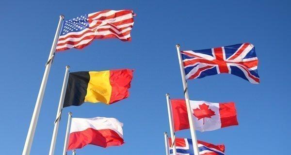stampa digitale su stendardi e bandiere