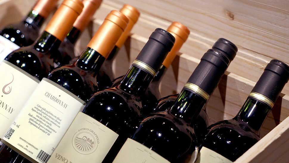 Etichette da vino personalizzate